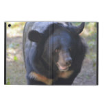 Black Spectacled Bear Case For iPad Air