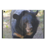 Black Spectacled Bear Cover For iPad Air