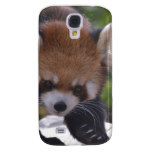 Prowling Red Panda Samsung Galaxy S4 Case